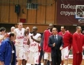 Лукойл Академик срещу ЦСКА в първия кръг на първата јестица на А1