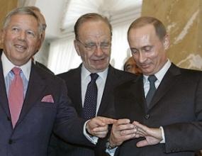 Супербоул XXXIX: Как Путин отмъкна шампионския пръстен