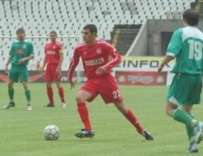 ЦСКА излезе втори след грозна победа