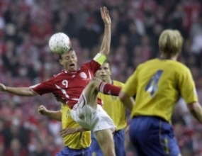 УЕФА намали наказанието на Дания