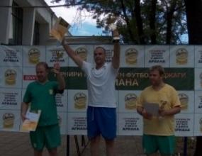Ринг ТВ спечели турнир по плажен футбол