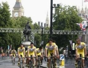Тур Дьо Франс стратира днес в Лондон