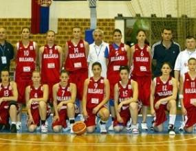 България с победа срещу Унгария на европейското първенство за девойки