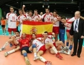 Испания спечели Евролигата по волейбол