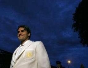 Федерер тренирал с Иванишевич преди финала