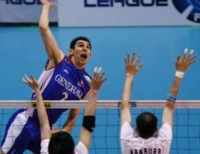 Божидар Славев в състава на Франция за финалите на Световната лига