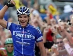 Белгиецът Герт Стеегманс взе втория етап от Тур дьо Франс