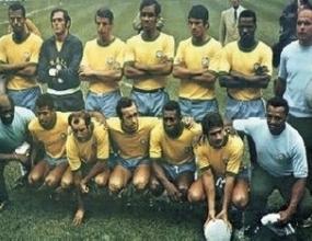 Отборът на Бразилия от 1970-а и гениалният гол на Марадона срещу Англия избрани за най-велики в света