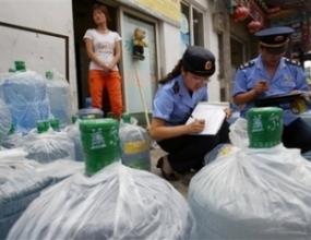 Китай затяга контрола върху храната за Олимпиадата