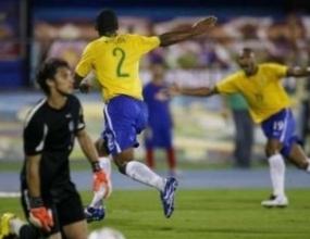 Бразилия води с 2:1 над Уругвай след първото полувреме