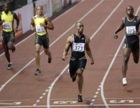 Тайсън Гай със силен резултат на 200 метра