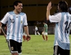 """Класически успех на """"гаучосите"""" и класически финал Аржентина - Бразилия"""