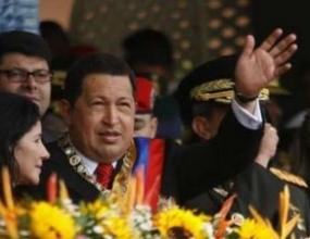 Президентът на Венецуела Уго Чавес предрече победата на Аржентина