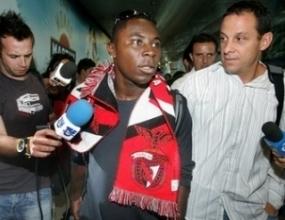 Фреди Аду вече е играч на Бенфика