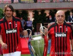 Паоло Малдини се връща в игра през октомври