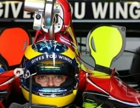 Себастиян Бурде все още се надява на място във Ф1