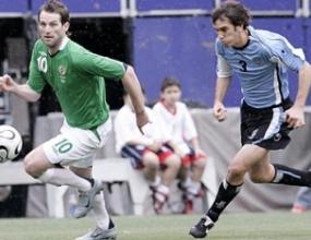 Виляреал взе уругвайски национал