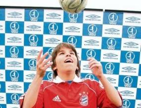 Байерн изпревари Реал и Милан за 13-годишен суперталант