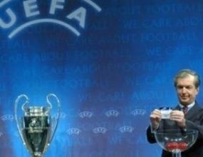 Тежък жребий за Шампионската лига за балканските отбори