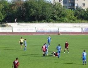 Локомотив привлече халф на Несебър