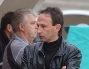 Португалец на проби в Локо (Пловдив)