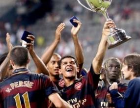 Арсенал спечели турнира в Амстердам след драматична победа над Аякс
