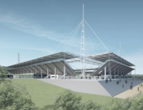Босовете на Черно море започват строеж на супермодерен стадион през септември