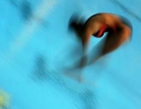 НСА спечели отборната купа по скокове на вода