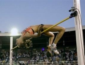 Хърватка на 2 сантиметра от рекорда на Стефка Костадинова