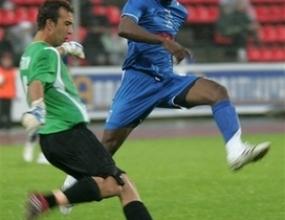 Даниел Нвоке: Елиминирахме Левски с много късмет