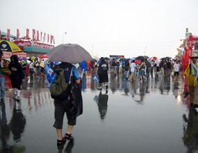 Тайфун застрашава Гран При на Китай?