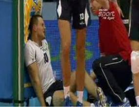 Драма с български волейболист в Полша