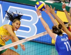 Наказват бразилска волейболистка за допинг