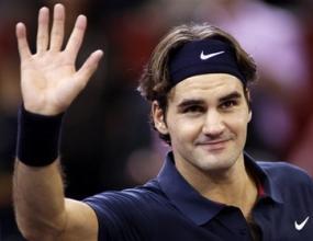 Федерер се класира за полуфиналите в Мадрид