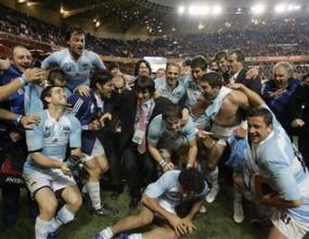Аржентина с бронз от световното по ръгби