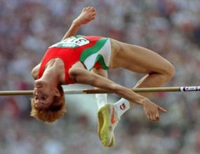 Стефка Костадинова остава кралицата на високия скок