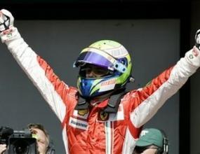 Маса победи Люис и тръгва първи в Бразилия