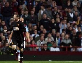 Юнайтед прекърши Вила за 9 минути