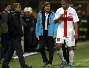 Адриано се извини на Манчини