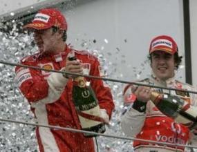 Алонсо: Просто не ми бе по силите да се боря с Ферари