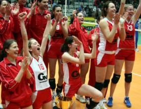 Волейболистките на ЦСКА спечелиха Купата на България