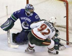 Исторически мач на Овечкин в НХЛ