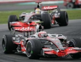 Наказаха Хамилтън и Хейки с 5 места по-назад на старта в Малайзия, Маса тръгва първи
