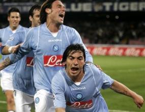 Звездата на Наполи продължи контракта си с клуба до 2013