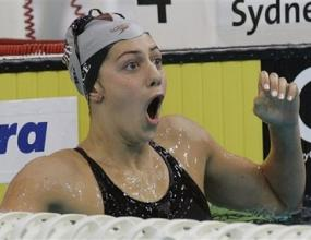 Австралийка счупи световния рекорд на 400 метра съчетано плуване