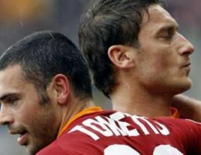 Рома на 4 точки от Интер