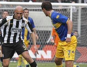 Макароне пак носи победа на Сиена
