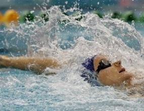 Нов световен рекорд на 50 метра гръб за жени