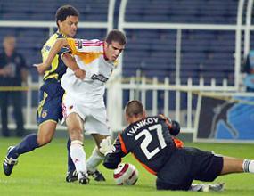 Иванков със загуба в първенството на Турция, Цветков с гол