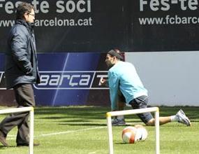 Маркес изненада всички в Барселона